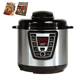 Power Cooker 6-Quart Pressure Cooker