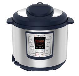 Instant Pot Pressure Cooker 6 in 1 Programmable 6 Quart Elec