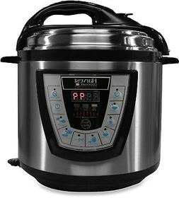 Pressure Pro Pressure Cooker 6 Quart Capacity