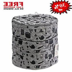 Pressure Cooker Cover - Custom Made Accessories For Use With