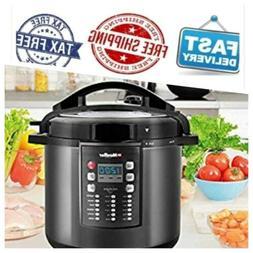 Pressure Cooker Instant Crock 10-in-1 Pot Pro Series 19 Prog