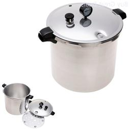 Pressure Cookers Canner Stainless Steel Valve 23 Qt Home Kit
