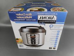 Aroma Professional Plus ARC-5000SB Rice Slow Multicooker Foo