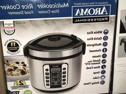 Aroma Professional Rice cooker Slow cooker Multi cooker food