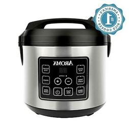 Programmable Automatic Rice Cooker 20 Cup Steamer Food Soup