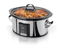 Crock-Pot Best Programmable Slow Cooker 6.5 Quart Digital To