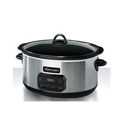 Crock-Pot Programmable Slow Cooker, 8-Quart