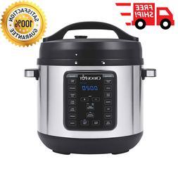 Programmable Slow Cooker Pressure Cooker Manual Pressure Boi