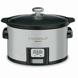 Cuisinart PSC-350 3-1/2-Quart Programmable Slow Cooker
