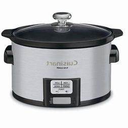 Cuisinart PSC-350 3-1/2-Quart Programmable Slow Cooker - Sta