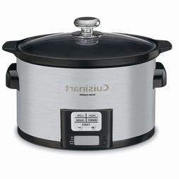 Cuisinart PSC-350 Programmable Slow Cookers Crock Pot With T