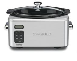 Cuisinart PSC-650 Stainless Steel 6-1/2-Quart Programmable S