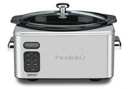 Cuisinart PSC-650 Stainless Steel 6.5-quart Programmable Slo
