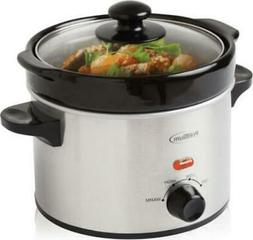 Premium PSC200 2 qt Manual Slow Cooker