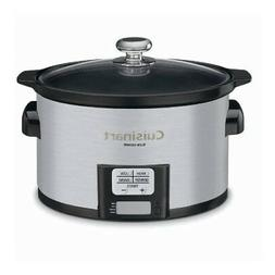 Cuisinart PSC350 3.5 Quart Programmable Slow Cooker
