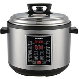 GoWISE USA 14 Qt. Electric Pressure Cooker XXL with 12-Prese