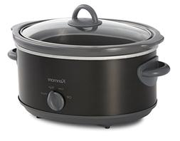 Kenmore 88918 5 Quart Slow Cooker in Black