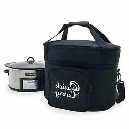 Quick and Carry, Slow Cooker Travel Tote Bag for'Crock Pot'