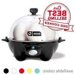 Dash Rapid Egg Cooker Black, poached eggs, boiled eggs, omel