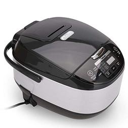 Rice Cooker, 11-in-1 Multi- Function Programmable, 20 Cups C