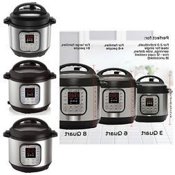 Rice Cooker Multi Use Programmable Slow Cooker Pressure Cook
