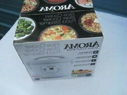 Aroma Rice Cooker, Multicooker, Slow Cooker, Food Steamer AR