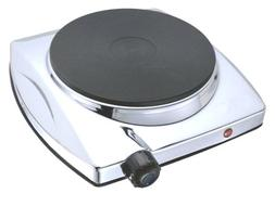 Royal Premium 1000W Hot Plate Burner - Portable Smart Shut o