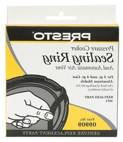 Presto  Rubber  Pressure Cooker Sealing Ring  3 & 4 qt.