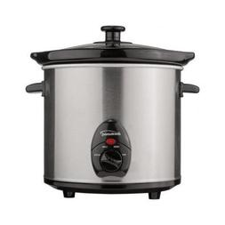 BRENTWOOD SC130S Brentwood 3-Quart Slow Cooker  by Brentwood