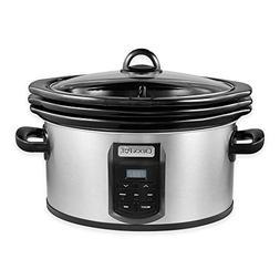 Crock-Pot SCCPVS642-S Choose-A-Crock Programmable Slow Cooke
