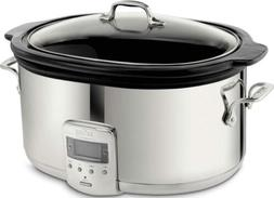 SD700450 Programmable Oval-Shaped Slow Cooker