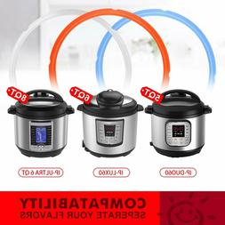 Sealing Ring 3 Pack Silicone Instant Pot Accessories 5/6/8 q