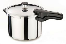Selected 6 Qt. Stainless Steel Pressure By Presto