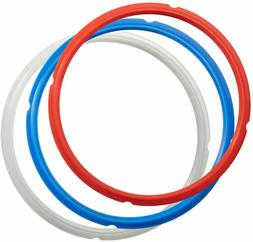SiCheer Sealing Ring Silicone Gasket Accessories Compatible