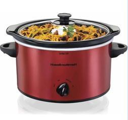Slow Cooker 3 Quart Dishwasher Safe Crock Pot