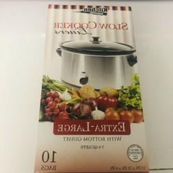 Kitchen Selection Slow Cooker Liners Extra Large With Botto