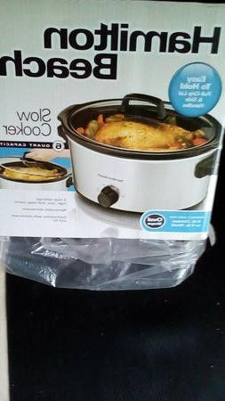 Hamilton Beach Slow Cooker Model #