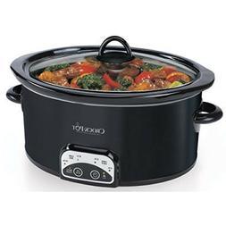 Crock-Pot 4 Qt. Smart-Pot Slow Cooker, Black