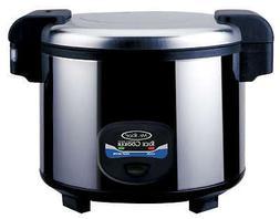 SPT SC-5400S Heavy-Duty Rice Cooker - 1.55 kW - 1.43 gal