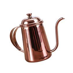 Jili Online Pour Over Coffee Gooseneck Kettle Hand Drip Tea