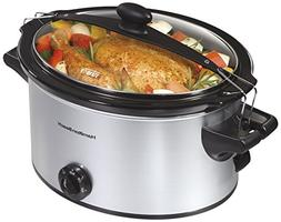 Stay or Go 5 Quart Slow Cooker