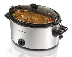 Hamilton Beach Stay or Go 6 Quart Slow Cooker  - 1.50 gal -