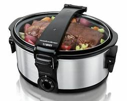 stay go portable slow cooker