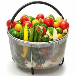 Steamer Basket Compatible Instant Pot Accessories Pressure S