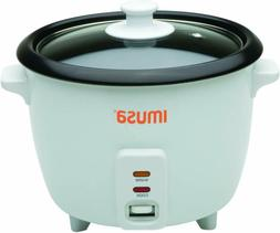 Imusa Usa Gau-00013 Electric Nonstick Rice Cooker 8-Cup  16-