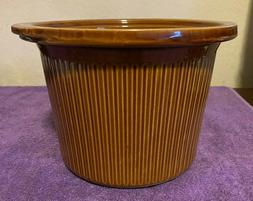 Vintage Rival Crock Pot Slow Cooker Replacement Insert Liner