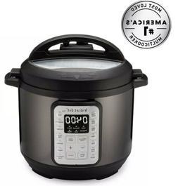 Instant Pot VIVA Black Stainless 6-Quart 9-in-1 Multi-Use Pr
