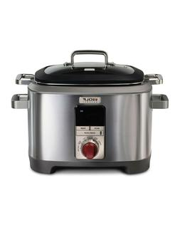 WOLF Gourmet WGSC100S, Multi Function Cooker, Slow Cook