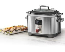 Wolf Gourmet WGSC100S Programmable Multi Function Cooker wit