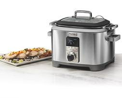 Wolf Gourmet WGSC110S Programmable Multi Function Cooker wit
